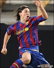 Zlatan Ibrahimovic celebrates equalising