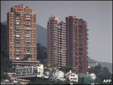 Apartments and houses in Hong Kong