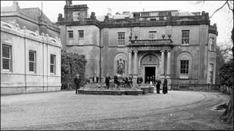 Pell Wall Hall when it was St Joseph's College
