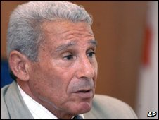 Ali Tounsi - 2007 file photo