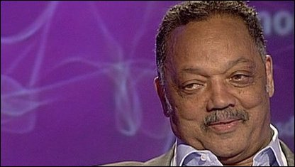 Rev Jesse Jackson