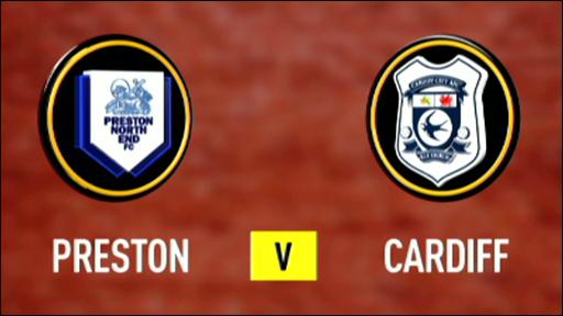 Preston 3-0 Cardiff
