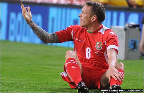 Craig Bellamy has scored 17 goals in 58 appearances for Wales