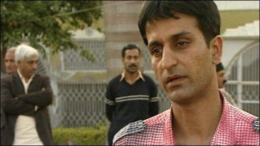 Raja Naqqah Saeed, father of Sahil Saeed