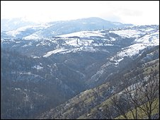 Talysh Mountains, Azerbaijan