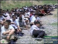 Andijan refugees