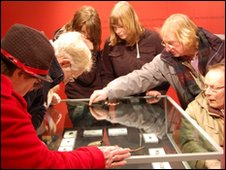 Staffordshire Hoard exhibition
