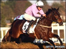 Davy Russell on Solwhit