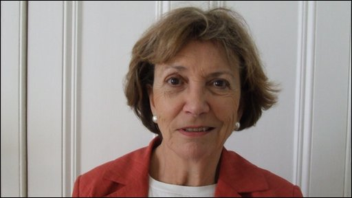 Dame Joan Bakewell is supporting BBC Three Counties Radio's campaign Who Cares?