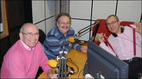 Cannon and Ball with Rod Whiting