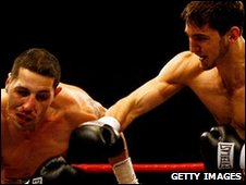 Nathan Cleverly punishes Antonio Brancalion in their European light-heavyweight fight