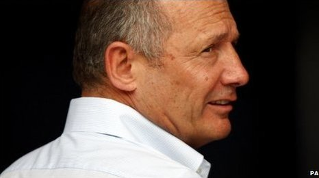 Ron Dennis, chairman, McLaren Automotive