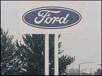 Arwydd Ford