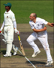James Tredwell (right)