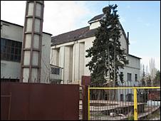 Former Tekel brewery