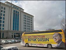 AKP headquarters, Ankara