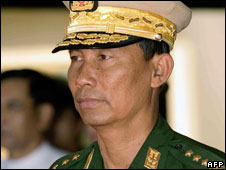Shwe Mann (file image from March 2006)