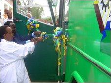 Rwanda Biodiesel Express