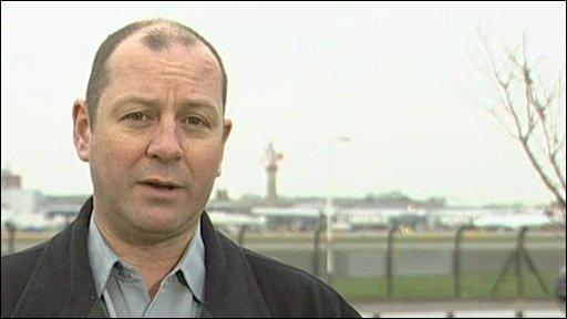Steve Turner, Unite union