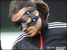 Bayern's Martin Demichelis