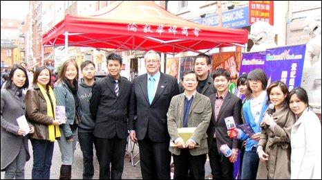 British Chinese Project
