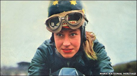 Beryl Swain courtesy Manx National Heritage