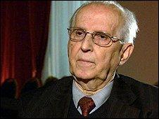 Ramiz Alia, former President of Albania