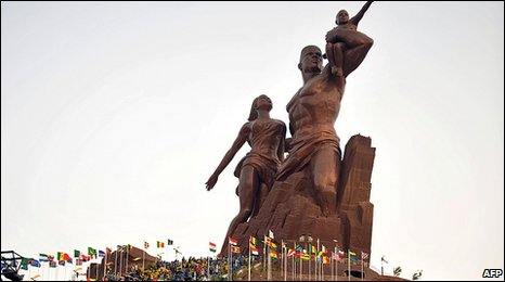 The Monument of African Renaissance