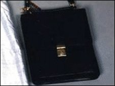 Black handbag - Avon and Somerset Police