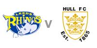 Leeds v Hull