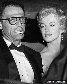 Marilyn and Arthur