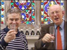David Annand & Dr John Blatchly