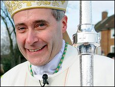 Image of Bishop Mark Davies (image: Catholic Communications Network)