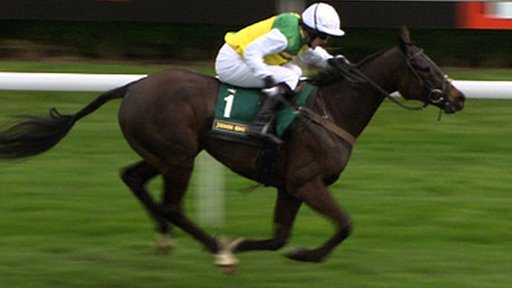 Albertas Run and Tony McCoy