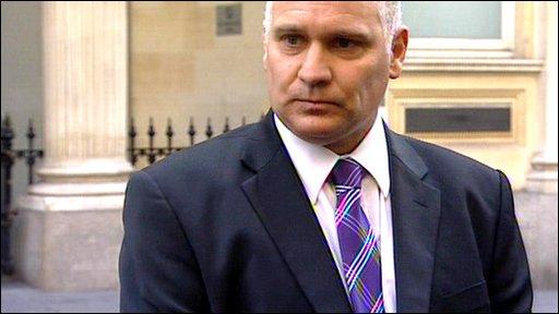 Detective Superintendent Trevor Simpson of Avon and Somerset Police