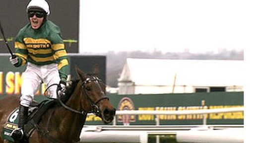 Tony McCoy on Don't Push It