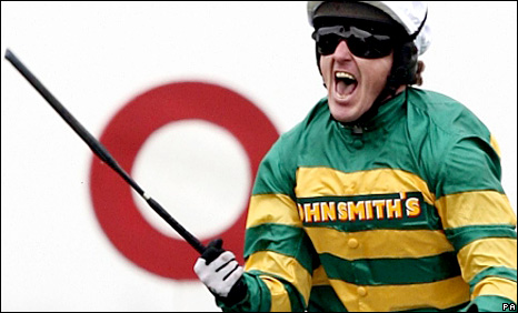 Grand National winner Tony McCoy