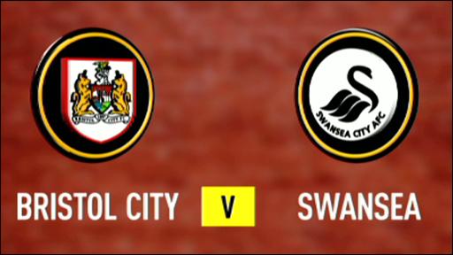 Bristol City v Swansea