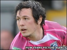 New Ospreys fly-half Dai Flanagan