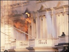Iranian embassy siege, May, 1980