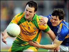 Michael Murphy and Ciaran McDonald