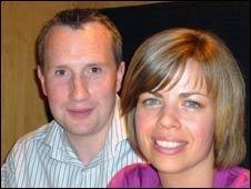 Christine MacAndie and her husband Kerr