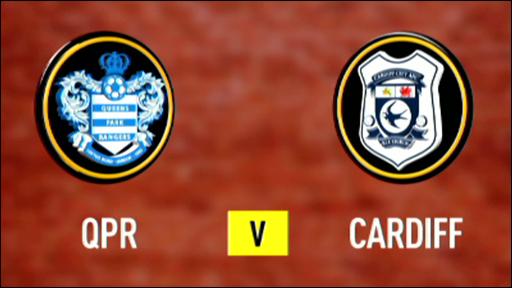 QPR 0-1 Cardiff City