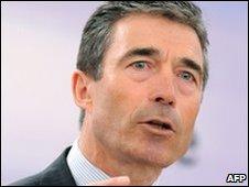Nato's new Secretary-General Anders Fogh Rasmussen