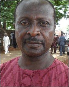 Chief Ibrahim Choji-Dusu