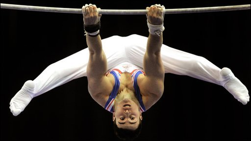 Great Britain's Kristian Thomas