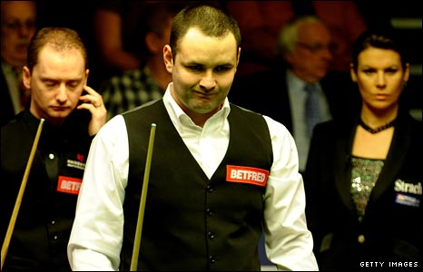 Graeme Dott and Stephen Maguire