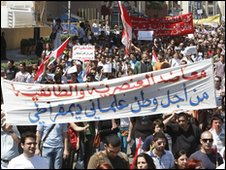 Lebanese secular activists