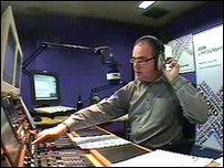 BBC Lincolnshire Studio One