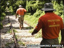 Grupo Beta workers (Copyright: Ricardo Ramirez Arriola)